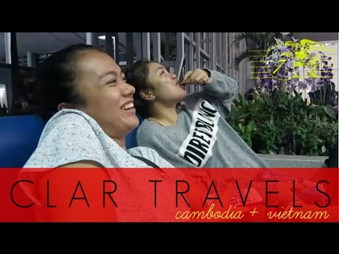 CLAR TRAVELS: Airport Hu-Quotes!! - April 26- 27, '15 - clar831 Vlog
