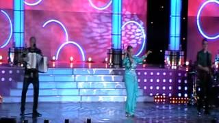Надежда Кадышева -  выступление; 3 песни