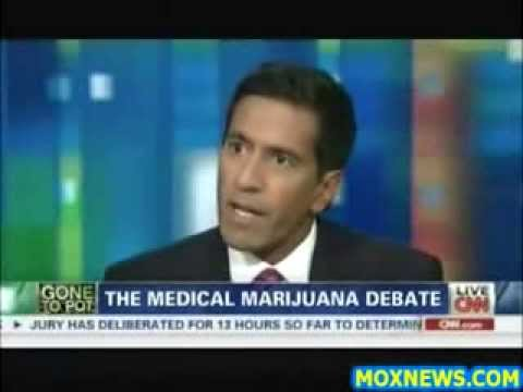 Dr Sanjay Gupta Publicly Apologizes For Being SO WRONG about medical cannabis
