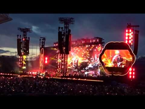Coldplay  Fix You    Croke Park  Dublin  July 8th 2017
