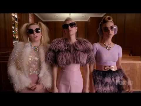 Download Scream Queens 1x13 - Aftermath of Hester framing the Chanels