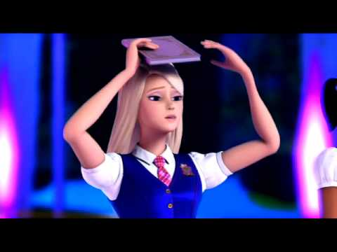 Barbie Princess Charm School Trailer Out On DVD 29th August