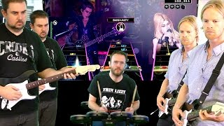 Rock Band 4: Giant Bomb Quick Look [Extended HD Gameplay]
