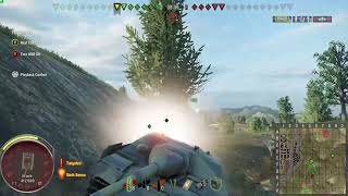 WOT XBOX clutching the game in the very last seconds