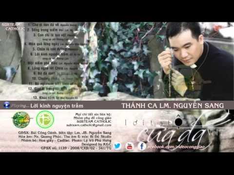 Album vol 7 | Lời Tạ Tội Của Đá - Lm. JB Nguyễn Sang