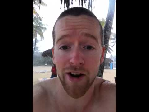The Dancing Irishman's Havana, Cuba Beach FAIL!!!
