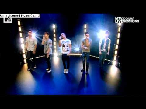 The Wanted - Heart Vacancy (MTV)