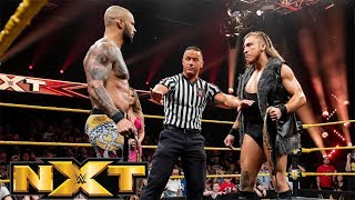 NXT 19 DE SEPTIEMBRE 2018 | REVIEW