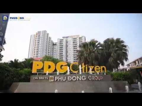Hạ tầng KDC HL Phú Đông tháng 02/2020