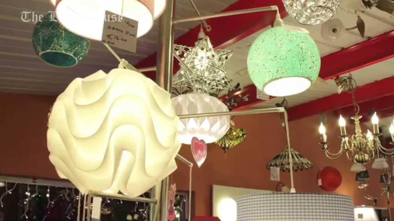 Lighthouse lamp shades youtube lighthouse lamp shades aloadofball Gallery