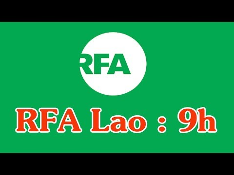 RFA Laos News, RFA Laos Radio on 20 February 2020 Morning