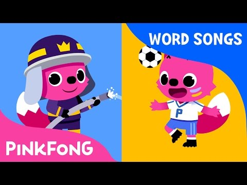 Jobs   Word Songs   Word Power   Pinkfong Songs for Children