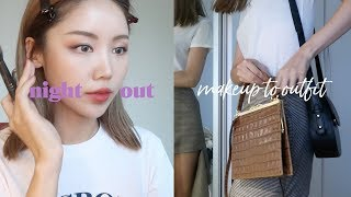 (eng) GRWM Night Out for B-day…