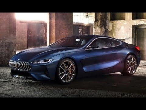 The new BMW 8 Series - Test Drive, Sound, Interior ...