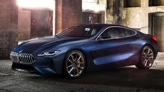 The new BMW 8 Series - Test Drive, Sound, Interior, Exterior
