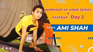 NO GYM Workout At Home - Mobility & Movement | No Equipment | Fast&Up