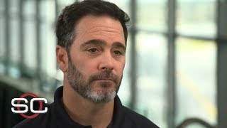 Jimmie Johnson discusses his NASCAR career, family and his final season | SportsCenter