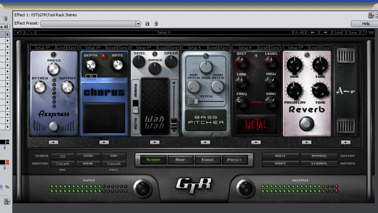 guitar vst plug ins for adobe audition 3 0 tutorial youtube