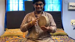 #5 INSTRUMENT-TODAY #instrumenttoday | Percussion Instruments Series | KANJIRA | SarveshKarthick