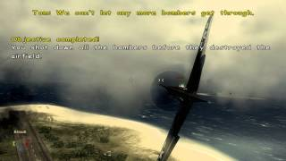 Blazing Angels: Squadrons of WWII Part 9: Battle of Midway