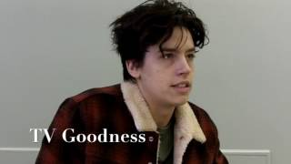 riverdale s cole sprouse talks betty and jughead