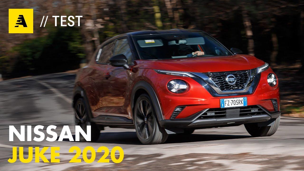 Nissan Juke 2020 Propilot E Dct Un Must Youtube