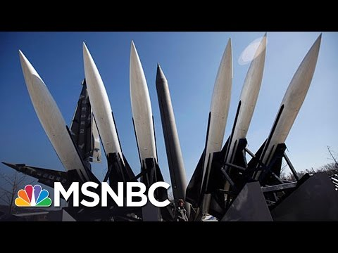 U.S., North Korea Inching Toward Cold War-Era Nuclear Showdown | Morning Joe | MSNBC