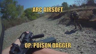 ARC AIRSOFT SAS OP: POISON DAGGER 10/12/13|  MK18 | MP9 | GOPRO HERO 3 HD |