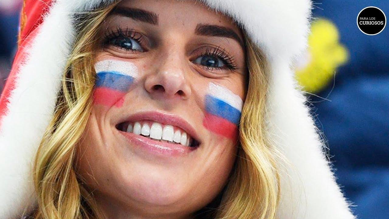 Por Qué Son Tan Hermosas Las Mujeres En Rusia