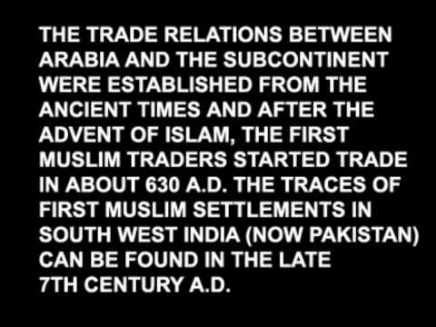 HISTORY OF ISLAM IN THE INDIAN SUBCONTINENT (PART-1)