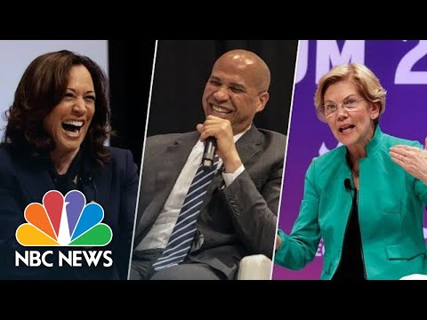 Hear Why 2020 Candidates Think Women Of Color Should Vote For Them | NBC News