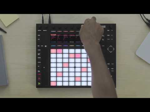 Ableton Push 2 – Overview of features