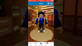 I change I little bit in roblox follow me in roblox should i do a video in roblox (part 2)???