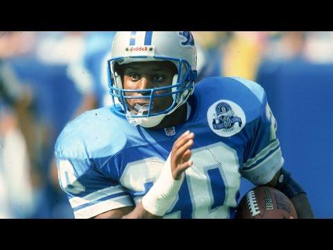 #17: Barry Sanders | The Top 100: NFL's Greatest Players (2010) | #FlashbackFridays