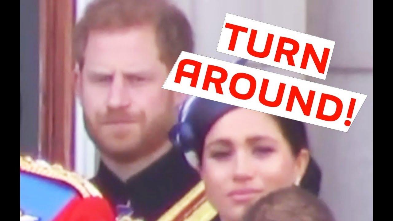 """Принцот Хари ја """"искара"""" - Меган Маркл со солзи во очите"""