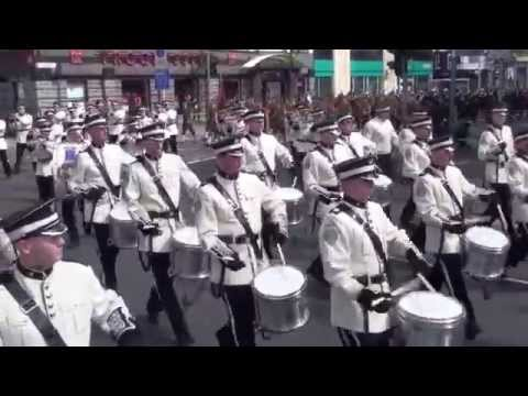 East Belfast Protestant Boys @ 36TH Ulster Division Review Centenary Parade 2015