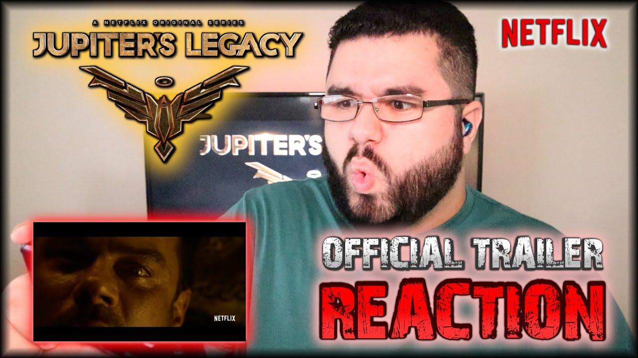 Download Jupiter's Legacy | Netflix Official Trailer REACTION