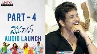 Devadas Audio Launch Part 04|| Akkineni Nagarjuna, Nani, Rashmika, Aakanksha Singh