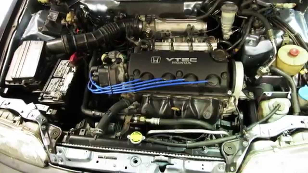 Civic D15b Vtec Swap Awd Rt Wagon Hsg Ep 208