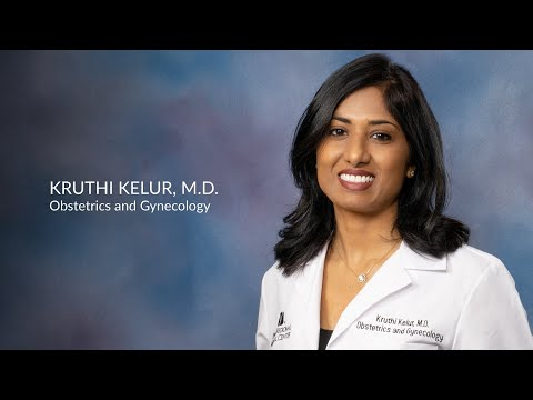 Meet Dr. Kruthi Kelur, Obstetrics and Gynecologist at YRMC Women's Health Center