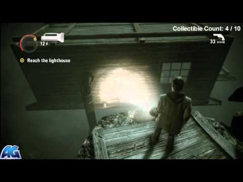 Alan Wake: The Writer DLC Collectible Guide |