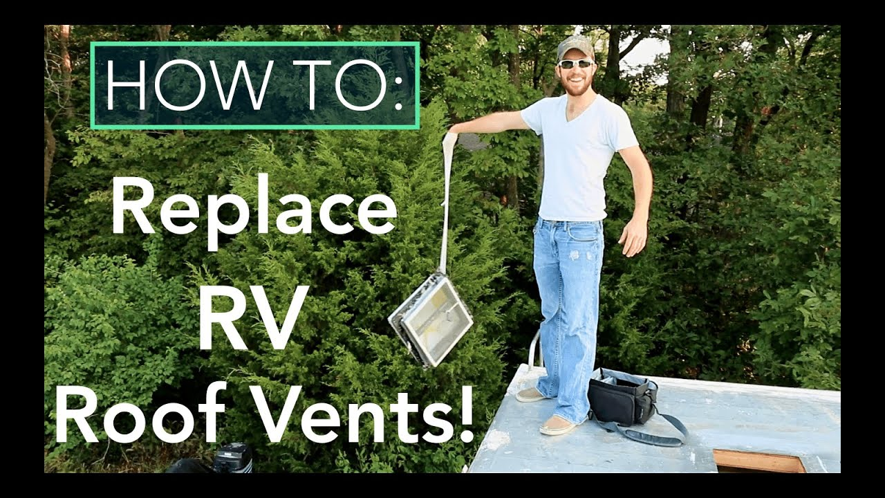 rv roof replacement kit