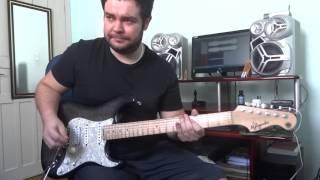 Zezé Di Camargo e Luciano - A Ferro e Fogo - Solo de Guitarra Ao Vivo