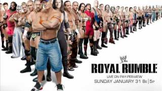 "WWE - ""Hero"" - Royal Rumble 2010 Theme Song (Includes Download Link)"