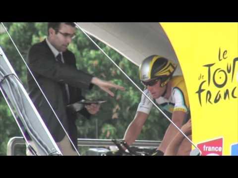 Tour de France 2009 Time Trial - Lake Annecy