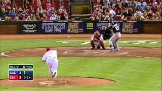 5/9/14: Reds walk off winners on Votto's solo homer