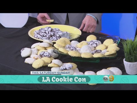 Cookie Monsters Invited To Biggest Baking, Pastry Show On West Coast