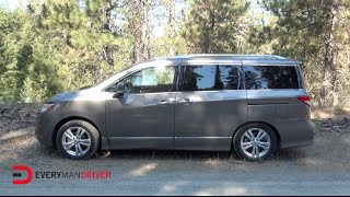 2014 Nissan Quest Detailed Review on Everyman Driver