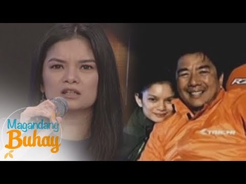 Magandang Buhay: Meryll Soriano admits longing for her father