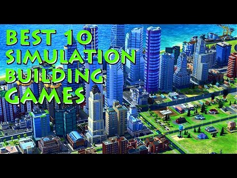 BEST 10 GAMES Simulation-Building Offline For Android
